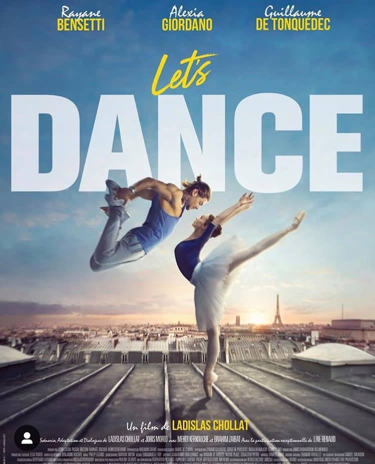 Lets Dance 2020 English Full Movie 720p BluRay 800MB Download