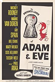 The Private Lives of Adam and Eve (1960) Poster - Movie Forum, Cast, Reviews