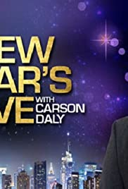 New Year's Eve with Carson Daly Poster