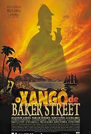 The Xango from Baker Street Poster
