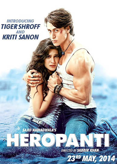 Heropanti 2014 Hindi Full Movie Download With ESubs