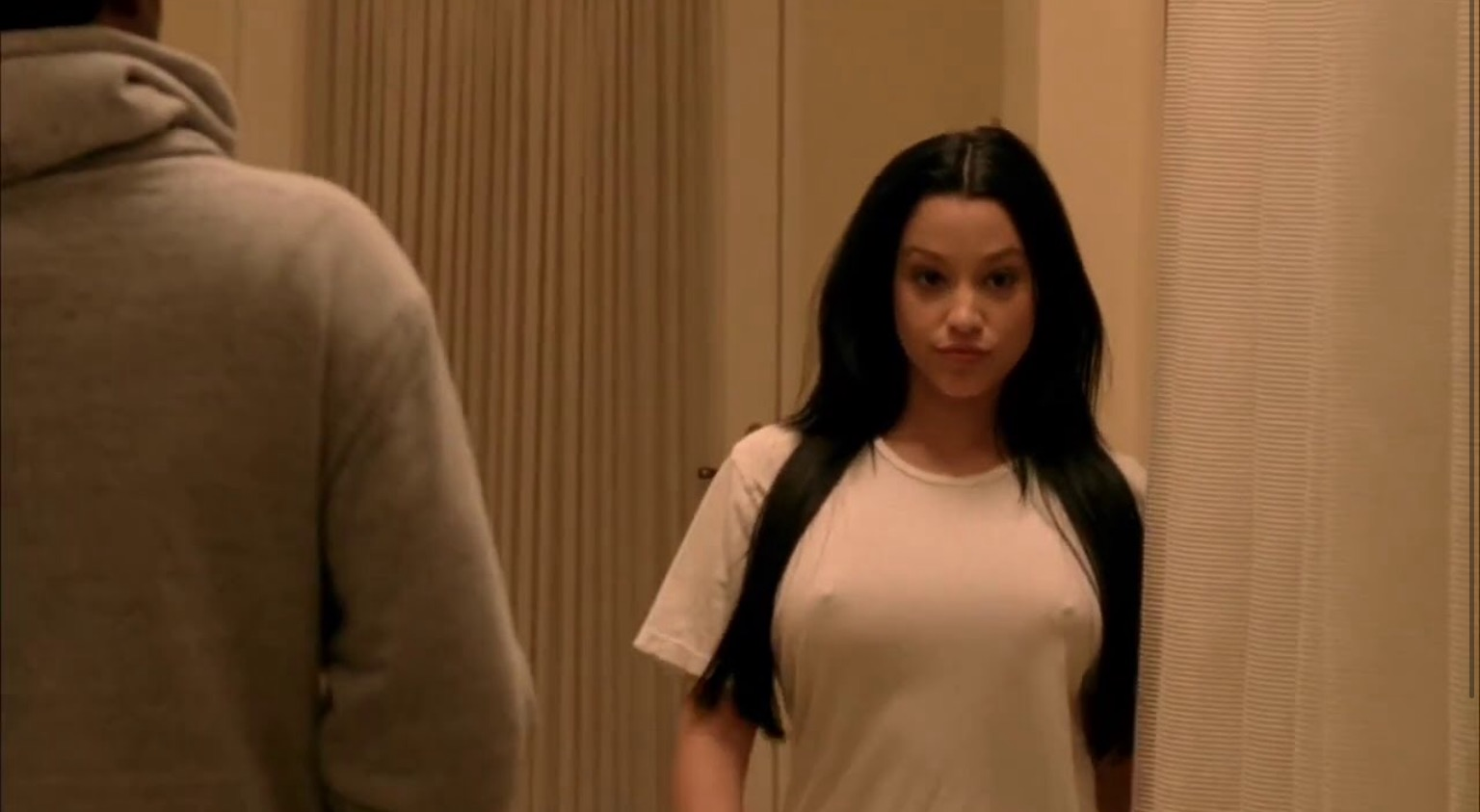 Donald Glover And Abella Anderson In Clapping For The Wrong Reasons 2013