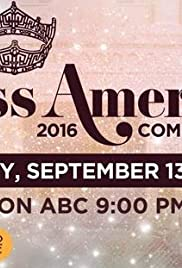 2016 Miss America Competition Poster