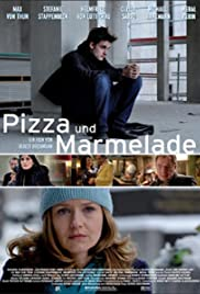 Pizza und Marmelade Poster