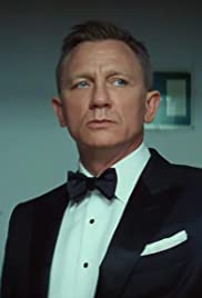 Daniel Craig vs James Bond Poster