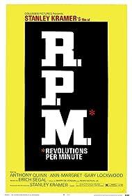 R.P.M. (1971) Poster - Movie Forum, Cast, Reviews
