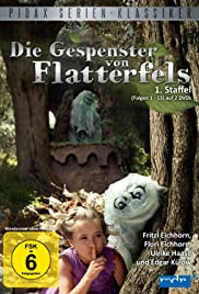 Die Gespenster von Flatterfels Poster