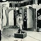 Victor Janson and Pola Negri in Die Bergkatze (1921)