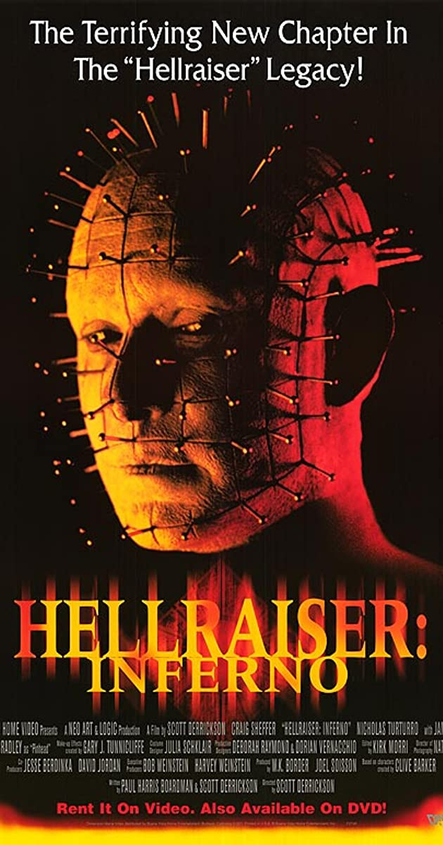 Subtitle of Hellraiser: Inferno