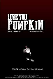 Love You Pumpkin Poster