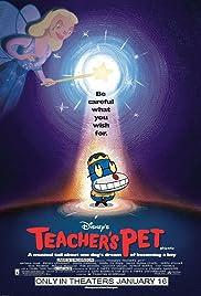 Teacher's Pet Poster