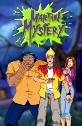 Where to stream Martin Mystery