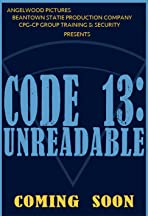 Code 13: Unreadable