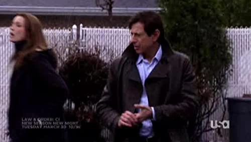 Law & Order: Criminal Intent: Nichols