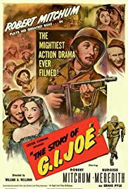 Story of G.I. Joe (1945) Poster - Movie Forum, Cast, Reviews
