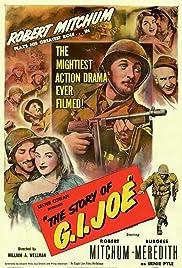 Story of G.I. Joe Poster