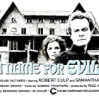 Samantha Eggar and Robert Culp in A Name for Evil (1973)