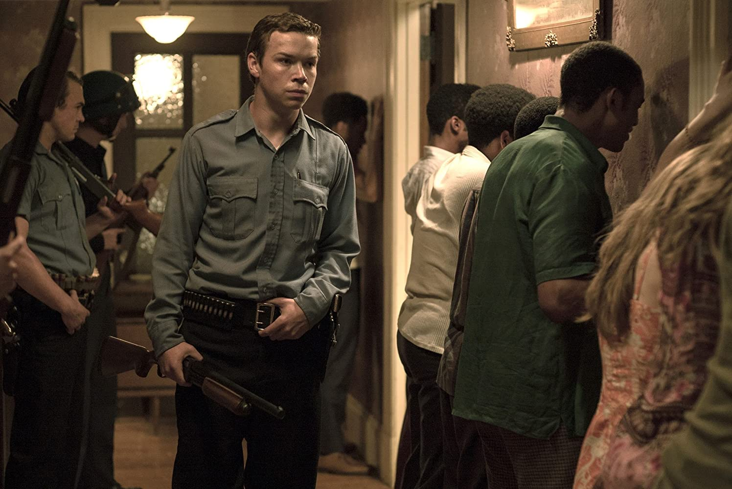 Will Poulter in Detroit (2017)