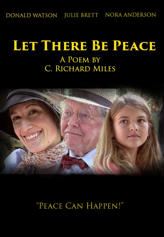 Donald Watson, Julie Brett, and Nora Anderson in Let There Be Peace (2016)