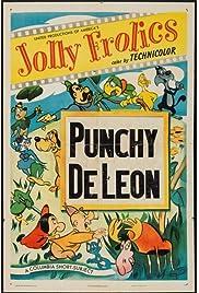 Punchy de Leon Poster
