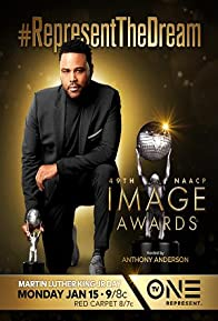 Primary photo for 49th NAACP Image Awards Red Carpet
