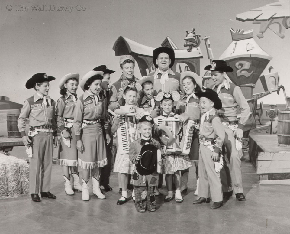 The Mickey Mouse Club 1955 1958