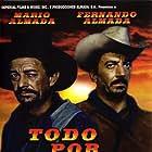 Fernando Almada and Mario Almada in Todo por nada (1969)