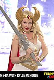 She-Ra with Kylie Minogue Poster