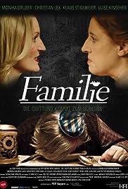 Familie - Die Quittung kommt zum Schluss Poster