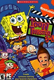 Nickelodeon Toon Twister 3D Poster