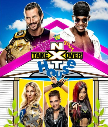 WWE NXT TakeOver: In Your House 2020 English 720p HDRip 1.6GB | 446MB Download
