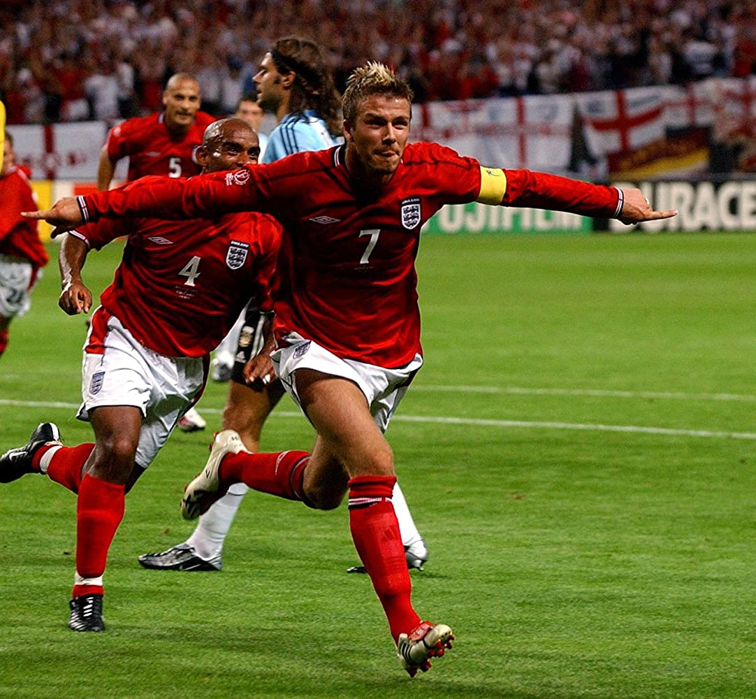 Group F: Argentina vs England (2002)