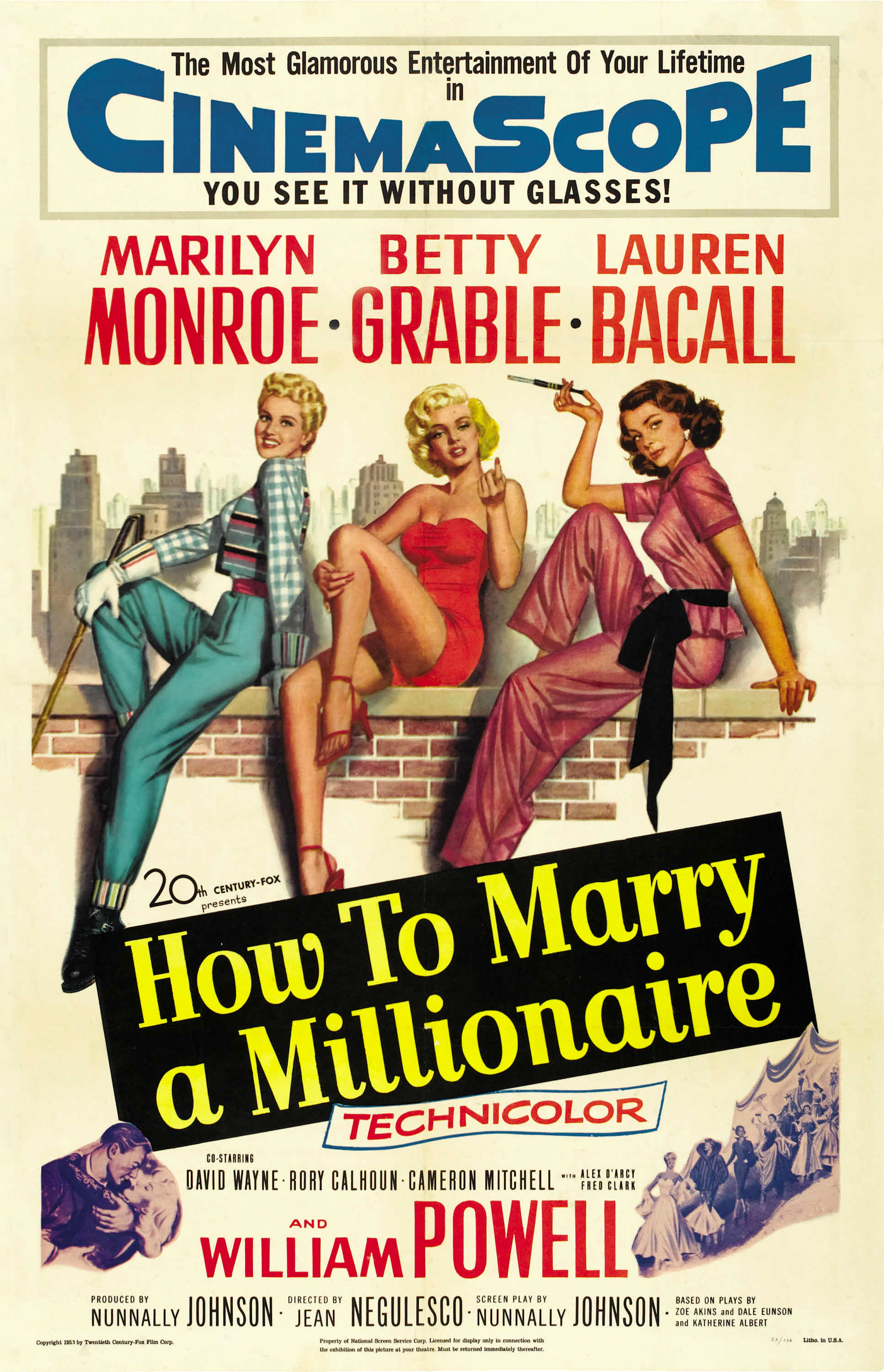 How to marry a million