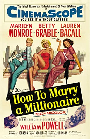 Where to stream How to Marry a Millionaire