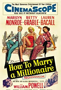 Primary photo for How to Marry a Millionaire
