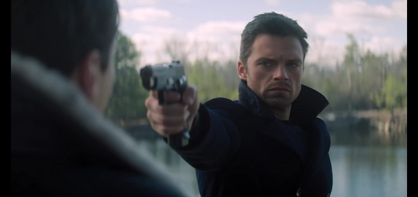 Sebastian Stan in The Falcon and the Winter Soldier (2020)