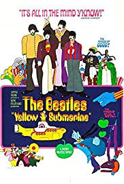 The Beatles: Yellow Submarine Poster
