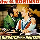 Edward G. Robinson and Edna Best in A Dispatch from Reuters (1940)