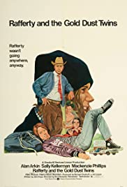 Rafferty and the Gold Dust Twins (1975) Poster - Movie Forum, Cast, Reviews