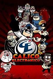 Cálico Electrónico Poster