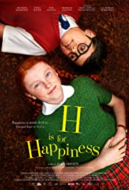H Is for Happiness Poster