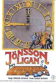 Jönssonligan får guldfeber (1984)