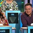 Kate Langbroek and Sam Pang in Episode #9.26 (2021)