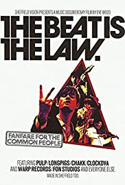 The Beat Is the Law: Fanfare for the Common People Poster
