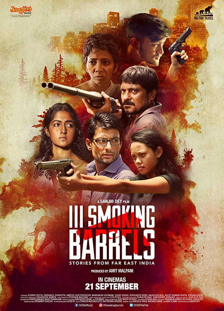 III Smoking Barrels 2017 Hindi 720p HDRip 1.GB ESubs