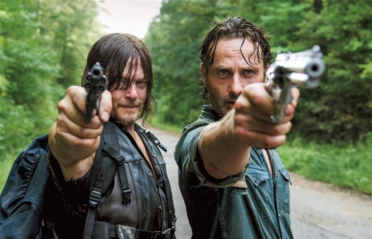 The Walking Dead 6×10 – El siguiente mundo