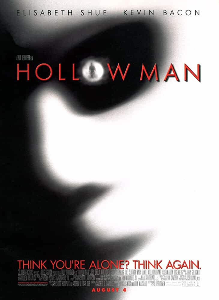Hollow Man (2000) in Hindi