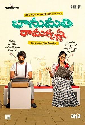 مشاهدة فيلم Bhanumathi & Ramakrishna 2020 مترجم أونلاين مترجم