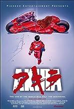 Akira: Restoration - English Voice Over