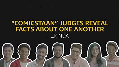 """""""Comicstaan"""" Judges Reveal Facts About One Another"""